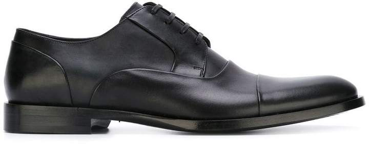 Dolce & Gabbana panelled Derby shoes