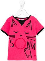 Rykiel Enfant - Sonia T-shirt - kids - Cotton - 2 yrs