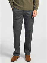John Lewis Brushed Twill Trousers
