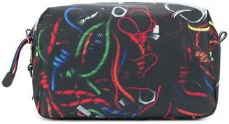 Paul Smith Abstract-Print Wash Bag