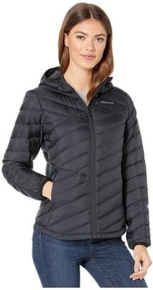 Marmot Highlander Hoodie (Black) Women's Clothing