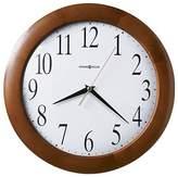 Howard Miller Corporate Wall Clock, Brown, 33cm