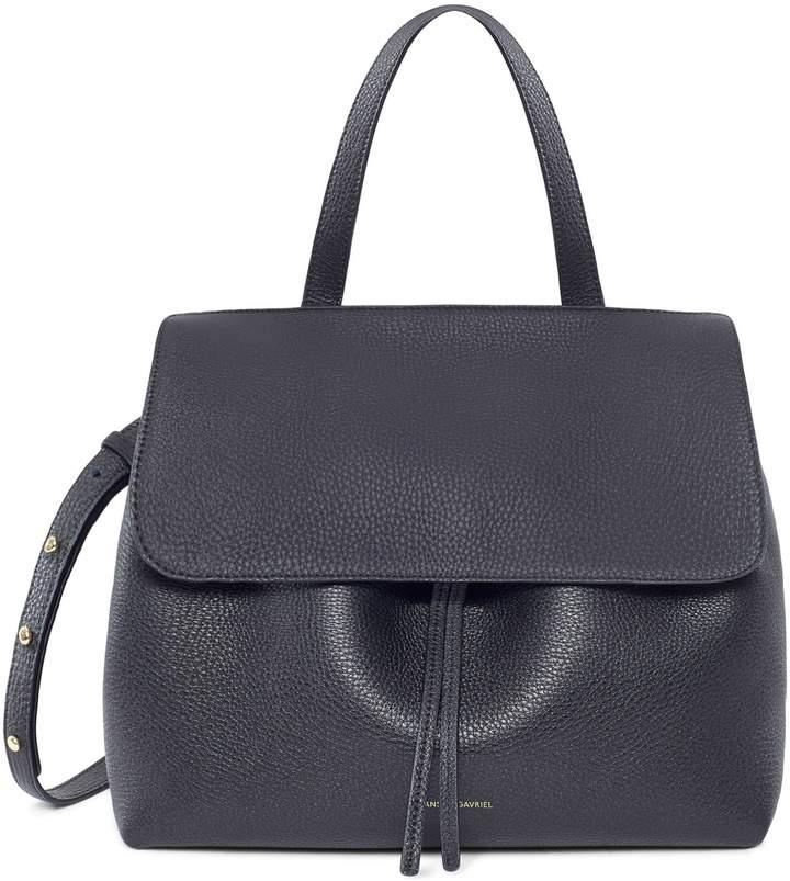 Mansur Gavriel Tumble Lady Bag - Black