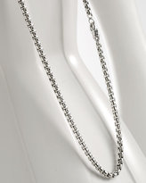 Box Chain Necklace, 32