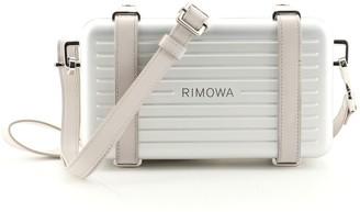 Christian Dior x Rimowa Personal Clutch Aluminum
