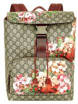 Gucci Blooms Logo Backpack