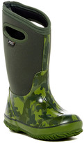 Bogs Classic High - Camo Waterproof Boot (Toddler, Little Kid, & Big Kid)
