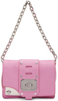 Versace Pink Mini Stardust Satchel