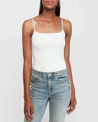 Express Double Layer Square Neck Tank