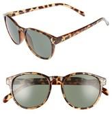 A. J. Morgan Women's A.j. Morgan Daily 57Mm Sunglasses - Crystal