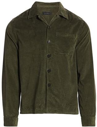 Saks Fifth Avenue COLLECTION Corduroy Shirt