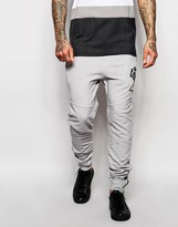 Religion Oil Wash Tracksuit Joggers