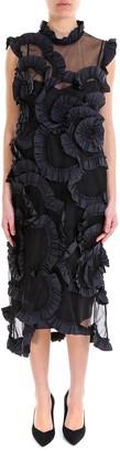 MONCLER GENIUS Moncler X Simone Rocha Ruffled Dress