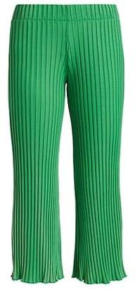 Simon Miller Alder Ribbed Cropped Pants