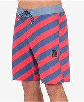 "Volcom Men's Stripey Slinger 19"" Boardshorts"