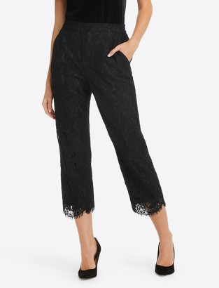 Draper James Pull On Pant in Lace*