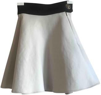 Tara Jarmon White Skirt for Women