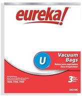 Eureka 54310C-6 Disposable Dust Bags Type U