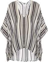 Velvet by Graham & Spencer Amidala striped cotton top