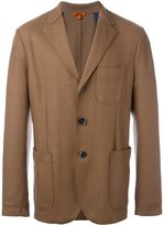 Barena single breasted blazer - men - Polyamide/Acetate/Viscose/Virgin Wool - 48