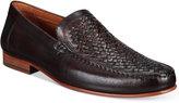 Tasso Elba Men's Nico Woven Slip-Ons, Only at Macy's
