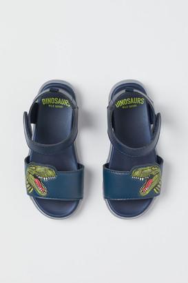 H&M Flashing sandals