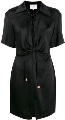 Nanushka Etta mini dress