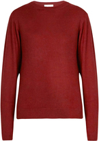 Raey Crew-neck fine-knit cashmere sweater