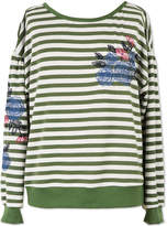 Speechless LS Stripe Tunic Top - Girls' 7-16