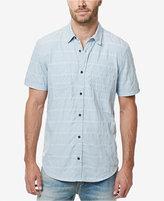 Buffalo David Bitton Men's Sagitam Stripe Jacquard Shirt