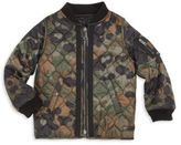 Burberry Baby's & Toddler's Mini Benjamin Camo Jacket