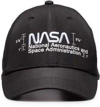 Heron Preston NASA logo cap