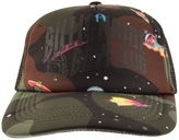 Billionaire Boys Club Camo Trucker Cap Black