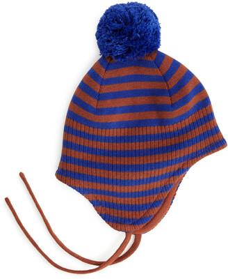 Arket Cotton Wool Helmet Cap