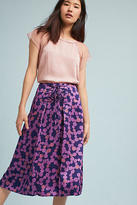 Maeve Zadie Lace-Up Skirt