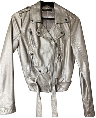 Supertrash Gold Jacket for Women