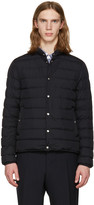 Moncler Black Down Cyclope Jacket