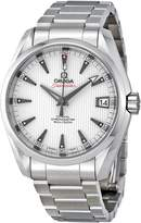 Omega Men's 23110392154001 Seamaster Aqua Terra Dial Watch