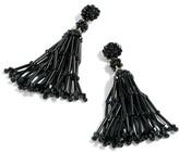 J.Crew Women's Long Tassel Earrings