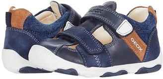 Geox Kids New Balu' 27 (Infant/Toddler) (Navy) Boy's Shoes