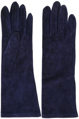 Yves Saint Laurent Pre Owned 1980's Mid-Length Gloves