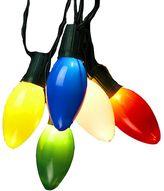 Kurt Adler 10-Light Bulb Christmas Light Set - Indoor & Outdoor