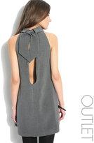 Laura Bow Neck Shift Dress
