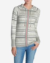 Eddie Bauer Women's Engage Full Zip Hooded Sweater