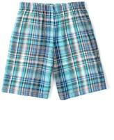 Mulberribush Plaid Short (Toddler & Little Boys)