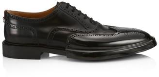 Burberry Lennard TB Leather Oxford Brogues