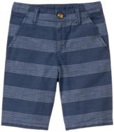Crazy 8 Chambray Stripe Shorts