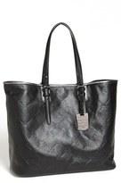 'LM Cuir - Medium' Leather Tote