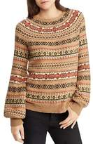 Ralph Lauren Fair Isle Intarsia Sweater - 100% Exclusive