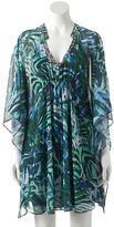 JLO by Jennifer Lopez Women's Embellished Caftan Dress